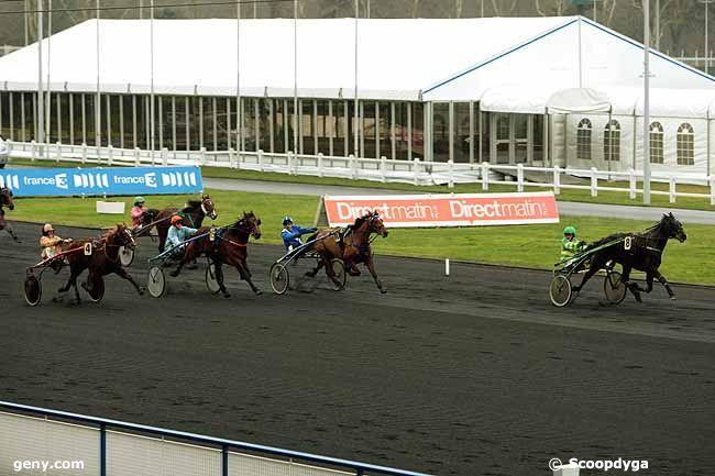 02/02/2010 - Vincennes - Prix de Vittel : Arrivée
