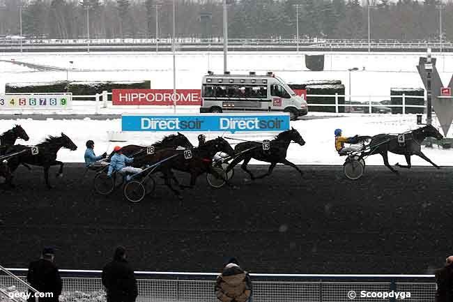 24/12/2010 - Vincennes - Prix d'Amboise : Arrivée