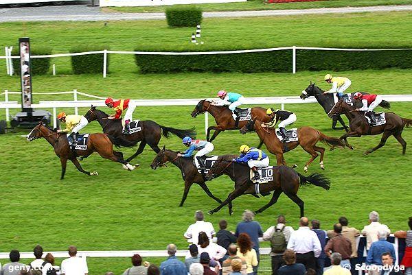 13/08/2007 - Clairefontaine-Deauville - Prix Mypix.com (Prix de la Côte Fleurie) : Arrivée