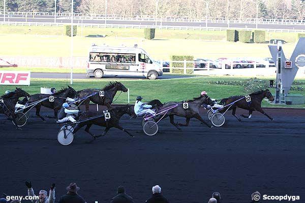 23/12/2008 - Vincennes - Prix de Salvanhac : Arrivée