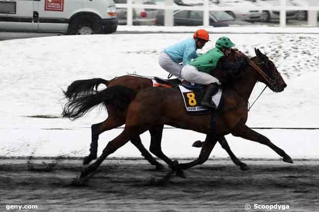 04/12/2010 - Vincennes - Prix Paul Buquet : Arrivée