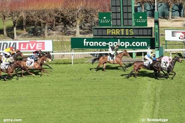 09/03/2013 - Saint-Cloud - Prix Teddy : Arrivée