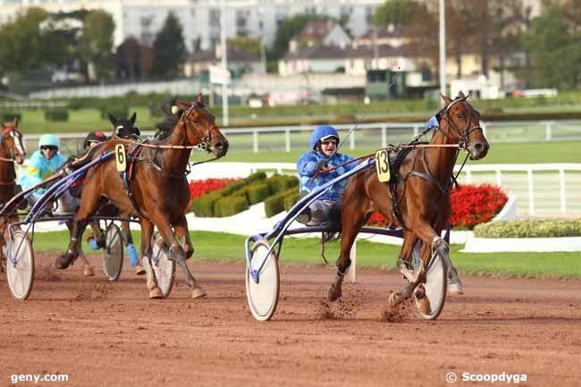 12/10/2017 - Enghien - Prix de la Porte de Saint-Mande : Arrivée