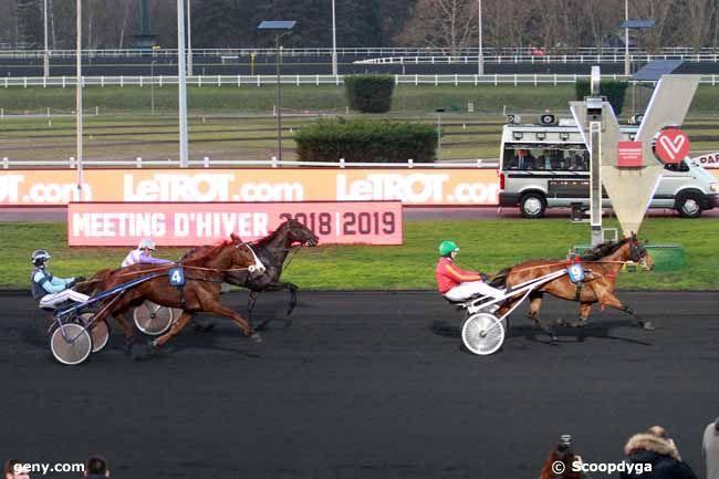 12/02/2019 - Vincennes - Prix de Gaillac : Arrivée