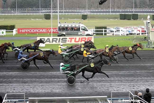 11/12/2010 - Vincennes - Prix du Bourbonnais : Arrivée