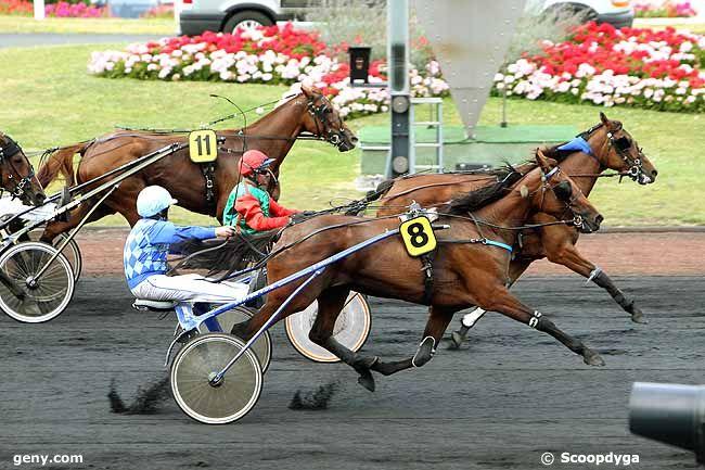 20/08/2012 - Vincennes - Prix Guy Deloison : Arrivée