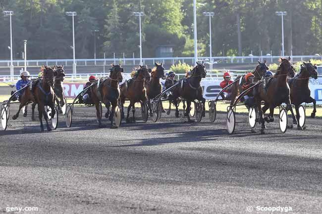 16/06/2017 - Vincennes - Prix Eudora : Arrivée