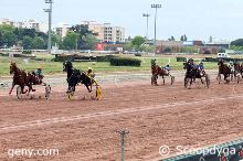 26/04/2017 - Toulouse - Grand National du Trot Paris-Turf : Arrivée