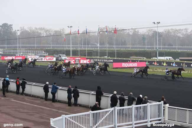 22/11/2018 - Vincennes - Prix de Sillé-le-Guillaume : Arrivée