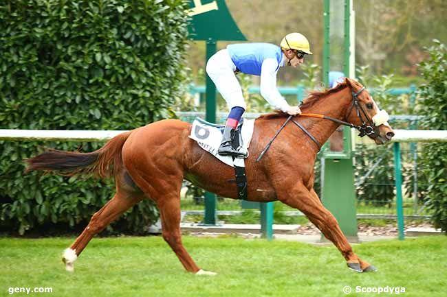 16/04/2019 - Chantilly - Prix de la Futaie des Epinettes : Arrivée