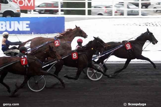 04/12/2010 - Vincennes - Prix Doynel de Saint-Quentin : Arrivée