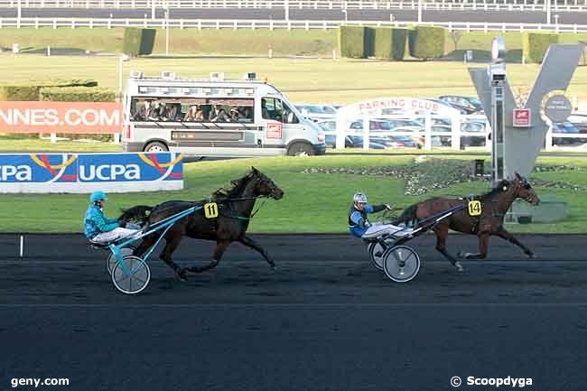 12/12/2010 - Vincennes - Critérium des 3 Ans : Arrivée