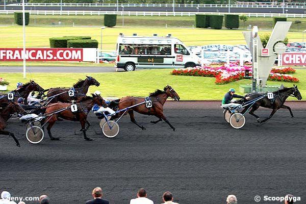 05/06/2009 - Vincennes - Prix Titania : Arrivée
