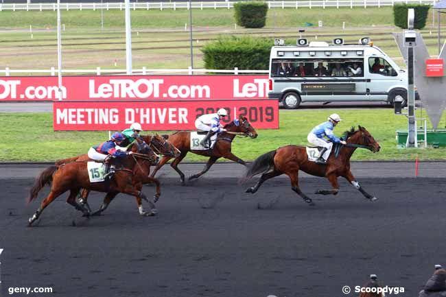 11/02/2019 - Vincennes - Prix de Montebourg : Result