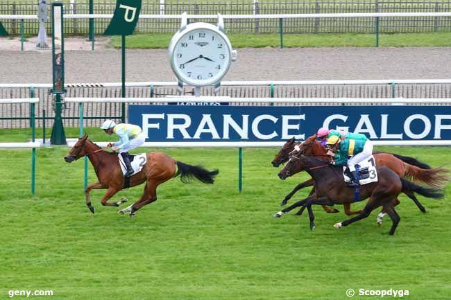 17/05/2019 - Chantilly - Prix de la Chapelle-en-Serval : Arrivée