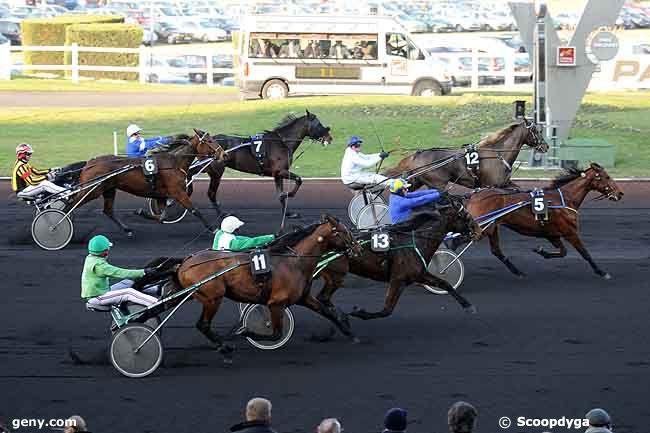 28/12/2008 - Vincennes - Prix de Bar-le-Duc : Arrivée