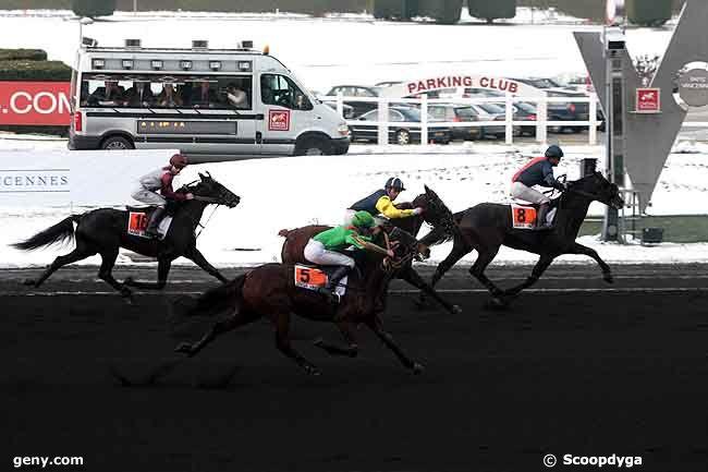 26/12/2010 - Vincennes - Prix de Vincennes : Arrivée