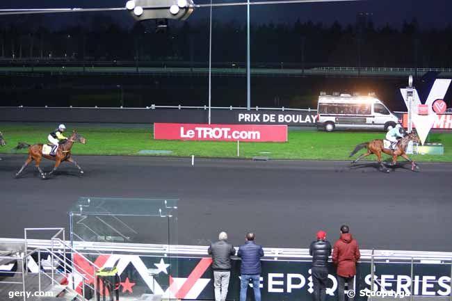 12/01/2018 - Vincennes - Prix de Boulay : Arrivée