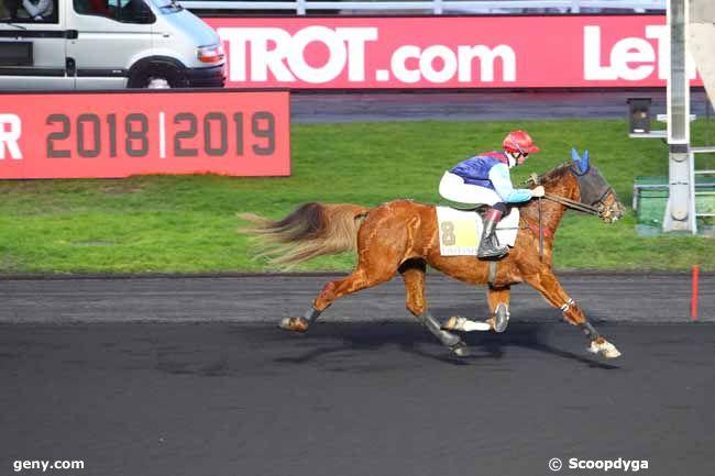 11/02/2019 - Vincennes - Prix de Bouguenais : Result