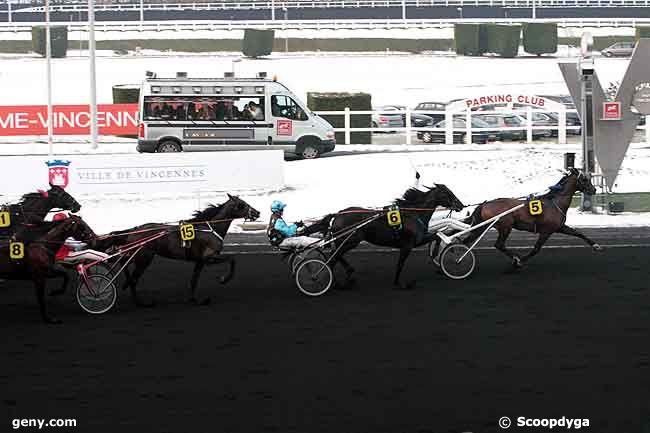 26/12/2010 - Vincennes - Critérium Continental : Arrivée