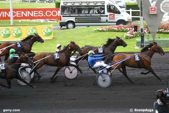19/06/2011 - Vincennes - Prix René Ballière : Arrivée