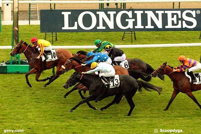 08/05/2014 - ParisLongchamp - Prix de Chevilly : Arrivée