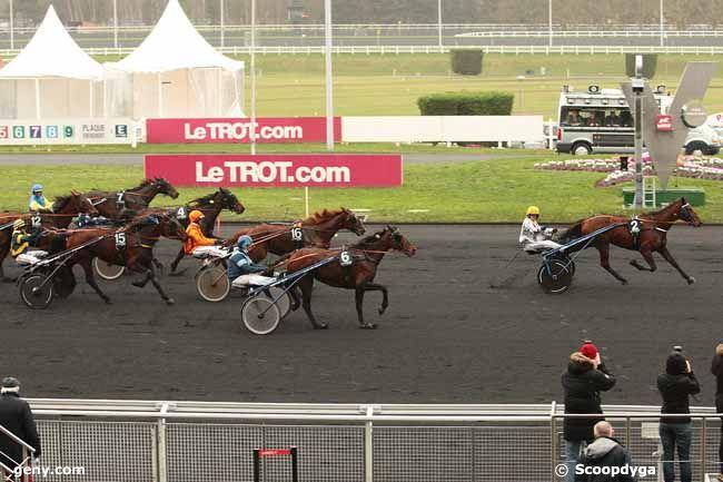 02/02/2016 - Vincennes - Prix de Vittel : Arrivée