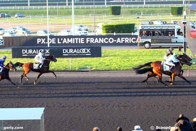 04/02/2018 - Vincennes - Prix Indienne : Arrivée