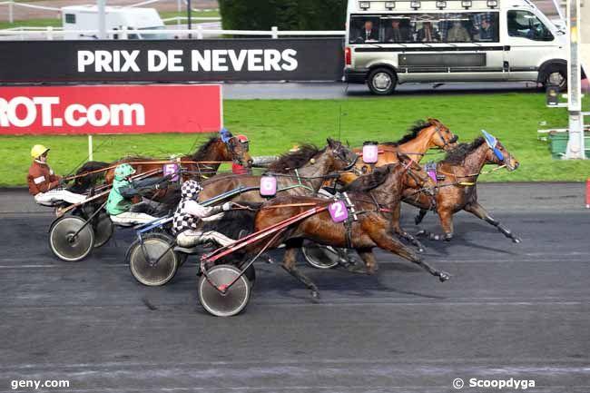 15/02/2018 - Vincennes - Prix de Nevers : Arrivée