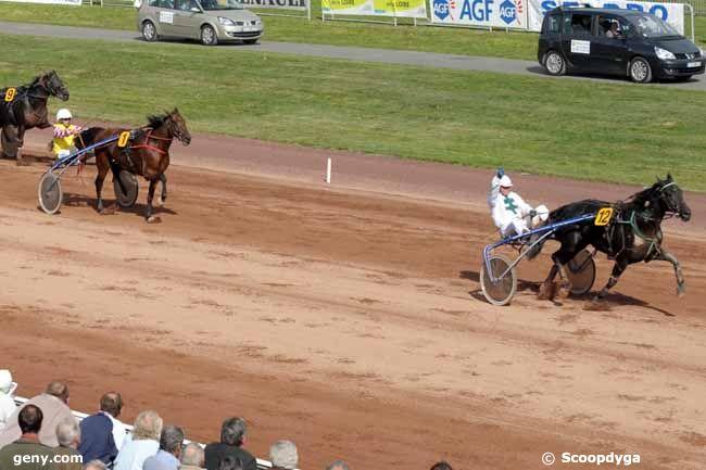 05/10/2009 - Feurs - Prix de la Ville de Feurs : Arrivée