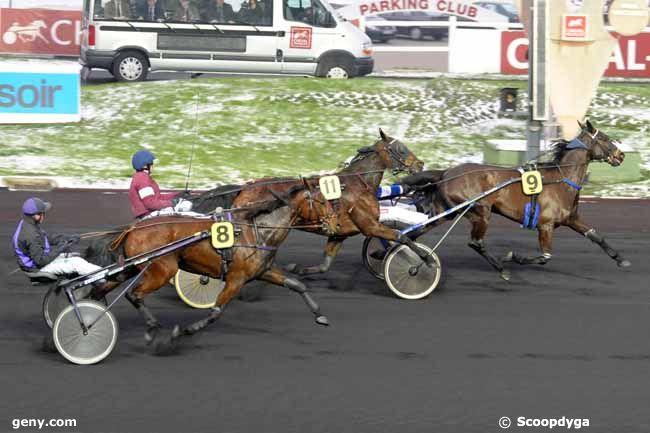 11/01/2010 - Vincennes - Prix de L'Aveyron : Arrivée