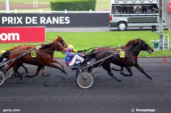 12/01/2018 - Vincennes - Prix de Rânes : Arrivée