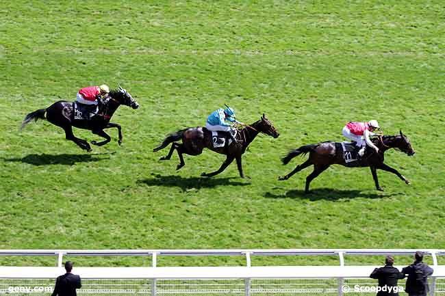 17/05/2011 - Auteuil - Prix le Guales de Mezaubran : Arrivée