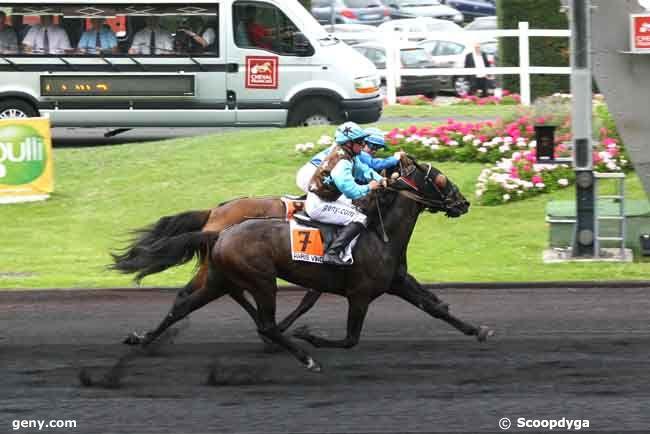 19/06/2011 - Vincennes - Prix du Président de la République : Arrivée