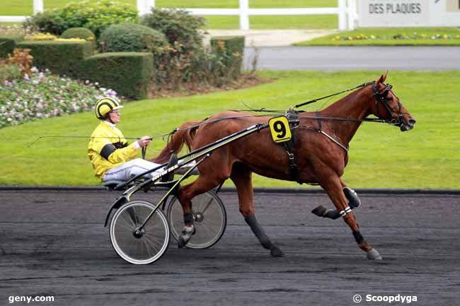 19/11/2012 - Vincennes - Prix Annick Dreux : Arrivée