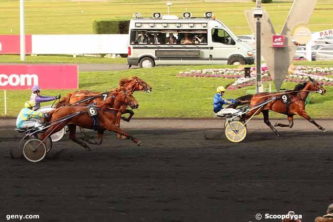 06/02/2016 - Vincennes - Prix Paul Viel : Arrivée