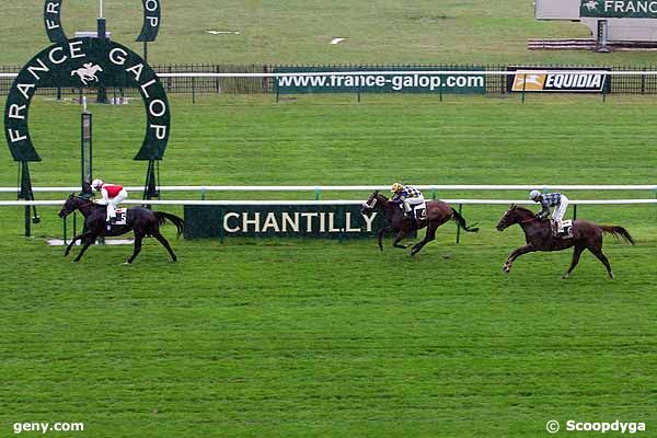 08/07/2007 - Chantilly - Prix Jean Prat : Arrivée