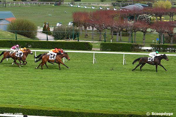 24/03/2008 - Saint-Cloud - Prix Teddy : Arrivée