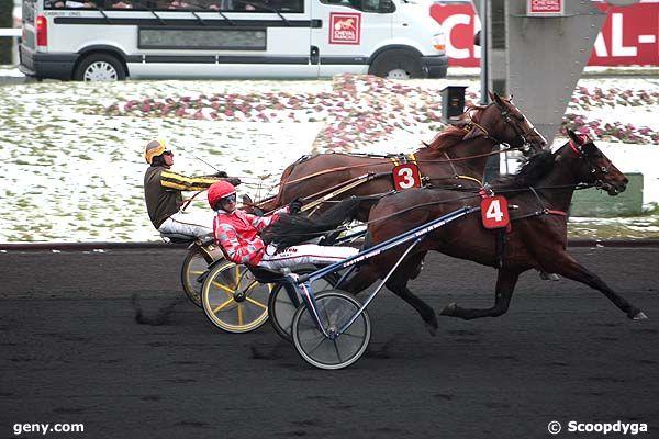 13/02/2010 - Vincennes - Prix de Munich : Arrivée