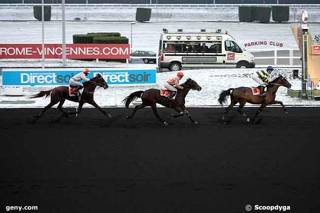 02/12/2010 - Vincennes - Prix Joseph Lafosse : Arrivée