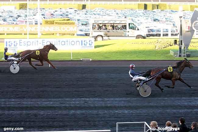 09/01/2011 - Vincennes - Prix de Lille : Arrivée