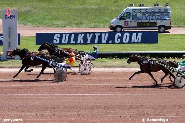 18/05/2011 - Caen - Prix Georges Dreux : Arrivée