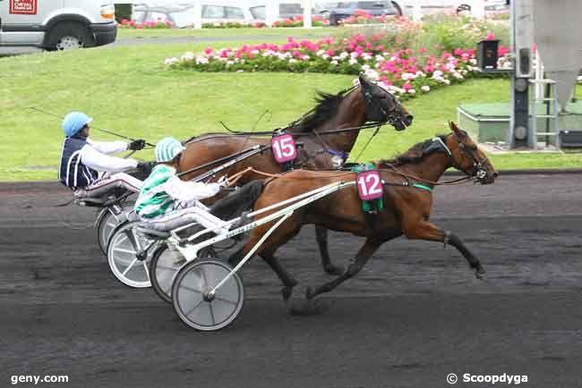 19/06/2011 - Vincennes - Prix Albert Viel : Arrivée