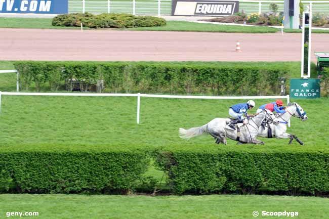 05/04/2011 - Enghien - Prix Rose or No : Arrivée