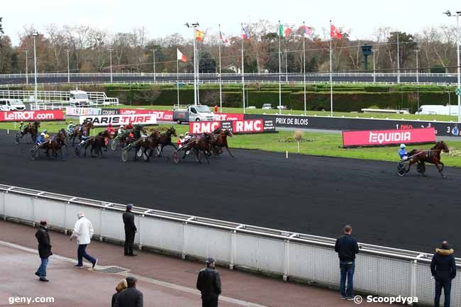 06/12/2018 - Vincennes - Prix de Blois : Arrivée