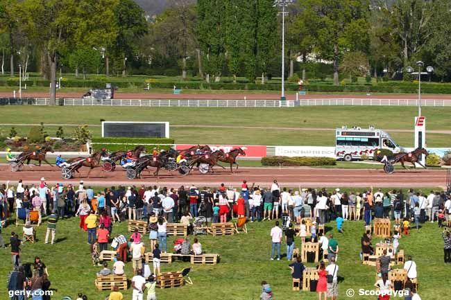 20/04/2019 - Enghien - Prix de l'Atlantique - Casino Barrière Enghien : Arrivée