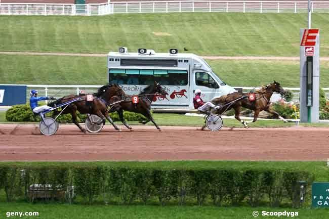 02/07/2011 - Enghien - Prix de Washington : Arrivée