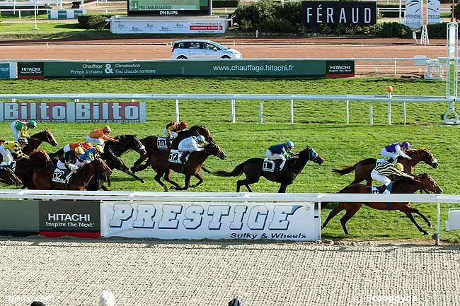 15/01/2014 - Cagnes-sur-Mer - Prix Charles Gastaud : Arrivée