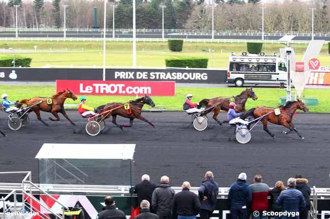 23/12/2017 - Vincennes - Prix de Strasbourg : Arrivée