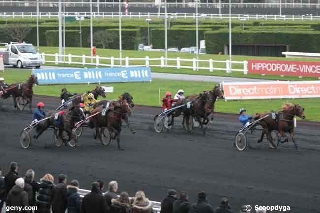 24/12/2011 - Vincennes - Prix de Strasbourg : Arrivée